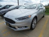 2018 Ford Fusion Ingot Silver