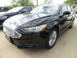 2018 Shadow Black Ford Fusion SE #122721678