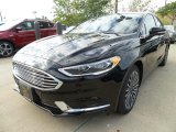 2018 Shadow Black Ford Fusion SE #122721674