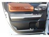 2018 Toyota Tundra 1794 Edition CrewMax 4x4 Door Panel