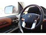 2018 Toyota Tundra 1794 Edition CrewMax 4x4 Steering Wheel