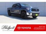 2018 Magnetic Gray Metallic Toyota Tundra TSS CrewMax 4x4 #122721578