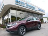 2017 Basque Red Pearl II Honda CR-V LX AWD #122742239