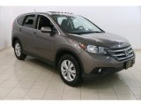 2014 Polished Metal Metallic Honda CR-V EX AWD #122742341