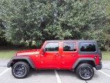 2017 Firecracker Red Jeep Wrangler Unlimited Sport 4x4 #122742009