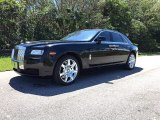 Rolls-Royce Ghost 2013 Data, Info and Specs