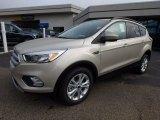 2018 Ford Escape White Gold