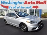 2017 Ingot Silver Ford Fusion Sport AWD #122769441