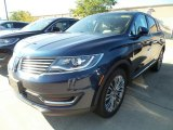 2017 Midnight Sapphire Blue Lincoln MKX Reserve AWD #122769659