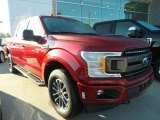 2018 Ruby Red Ford F150 XLT SuperCrew 4x4 #122769653