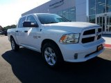 2014 Bright White Ram 1500 Express Crew Cab #122769365