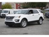 2017 Oxford White Ford Explorer 4WD #122796050