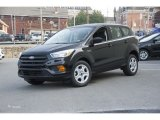 2017 Shadow Black Ford Escape S #122796046