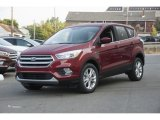 2017 Ruby Red Ford Escape SE 4WD #122796044