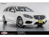 2016 designo Diamond White Metallic Mercedes-Benz E 350 4Matic Wagon #122796041