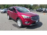 2017 Ruby Red Ford Escape SE 4WD #122796160