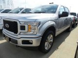 2018 Ingot Silver Ford F150 STX SuperCrew 4x4 #122810602