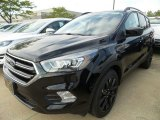 2018 Shadow Black Ford Escape SE 4WD #122810632