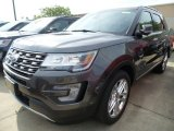 2017 Magnetic Ford Explorer Limited 4WD #122810627