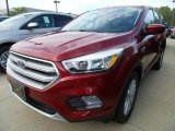 2017 Ruby Red Ford Escape SE #122810621
