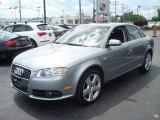 2008 Quartz Grey Metallic Audi A4 3.2 Quattro S-Line Sedan #12258296