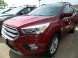 2017 Ruby Red Ford Escape SE 4WD #122810608