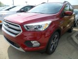 2017 Ruby Red Ford Escape SE #122810607