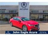 2018 San Marino Red Acura TLX Technology Sedan #122810398