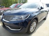 2017 Midnight Sapphire Blue Lincoln MKX Select #122828986