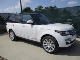 2017 Fuji White Land Rover Range Rover Supercharged #122829074