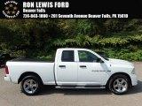 2012 Bright White Dodge Ram 1500 ST Quad Cab 4x4 #122828832