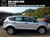 2018 Ingot Silver Ford Escape S #122828830