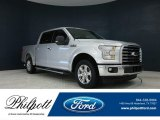 2017 Ingot Silver Ford F150 XLT SuperCrew #122828924