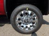 GMC Sierra 2500HD Wheels and Tires
