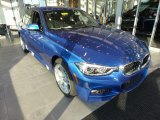 2018 Estoril Blue Metallic BMW 3 Series 340i xDrive Sedan #122852619