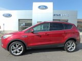 2014 Ruby Red Ford Escape Titanium 2.0L EcoBoost 4WD #122852682