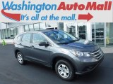 2014 Polished Metal Metallic Honda CR-V LX AWD #122852371