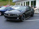 2010 Black Chevrolet Camaro SS Coupe #12278484