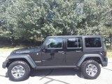 2017 Black Jeep Wrangler Unlimited Rubicon 4x4 #122878675
