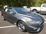 Ford Fusion 2018 Data, Info and Specs