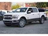 2018 White Platinum Ford F150 King Ranch SuperCrew 4x4 #122878822