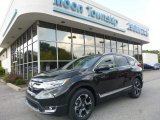 2017 Dark Olive Metallic Honda CR-V Touring AWD #122878871