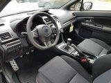 Subaru WRX Interiors
