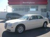 2008 Cool Vanilla White Chrysler 300 LX #12264331