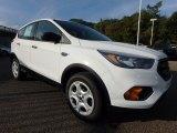2018 Ford Escape Oxford White