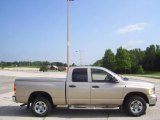 2003 Light Almond Pearl Dodge Ram 1500 SLT Quad Cab 4x4 #12261357