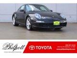 2008 Black Porsche 911 Carrera Coupe #122901484