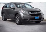 2017 Modern Steel Metallic Honda CR-V LX #122928384