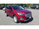 2018 Ruby Red Ford Escape SE 4WD #122928453