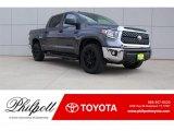 2018 Magnetic Gray Metallic Toyota Tundra TSS CrewMax 4x4 #122928412